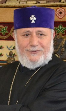 Patriarch Karekin II, the Catholikos of all Armenians